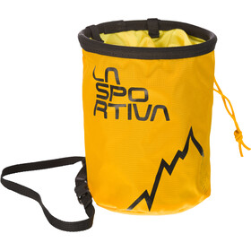 La Sportiva Chalk Bag yellow